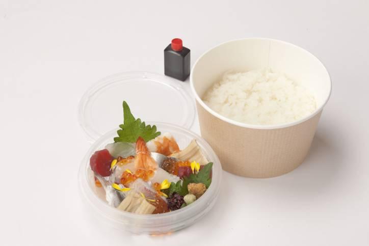 ホテル特製お弁当 第3弾『テイクアウト丼』始めます!ご予約承ります。