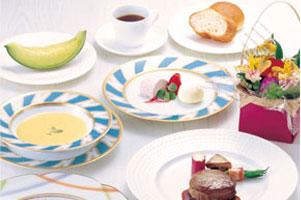 洋食婚礼料理 「ハーブガーデン」